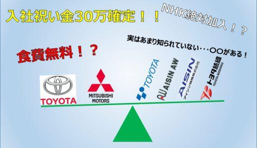 【2020年最新】大手メーカ6社、完全比較!
